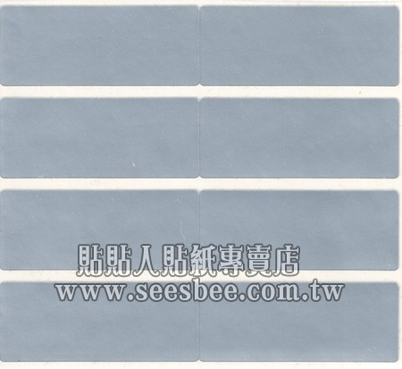 貼貼人 銀龍4.6x1.5cm