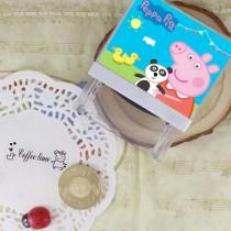 粉紅豬小妹佩佩豬 Peppa Pig 連續迴墨章