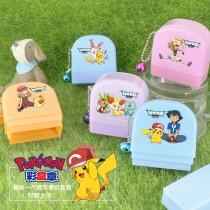寶可夢 Pokémon GO 彩盒連續印章 貼貼人