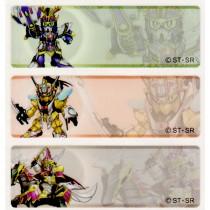 貼貼人_SD鋼彈三國傳(4.6x1.5cm)授權姓名貼
