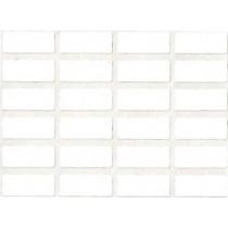 白底2.2x0.9cm姓名貼紙